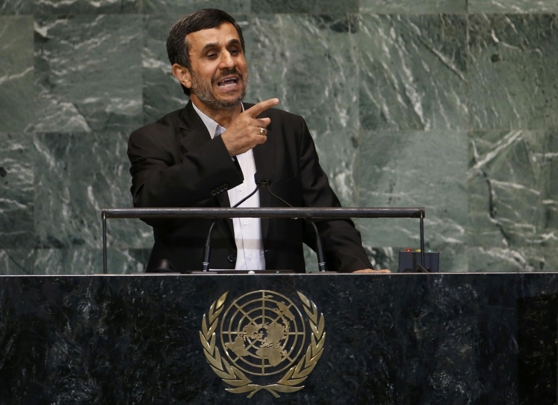 Shugaban kasar Iran, Mahmud Ahmadinejad