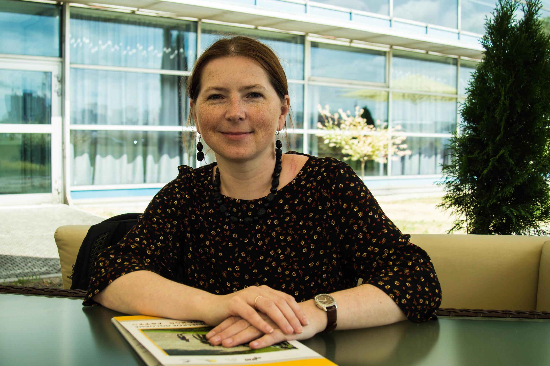 Ирина Кашталян, директор Исторической мастерской