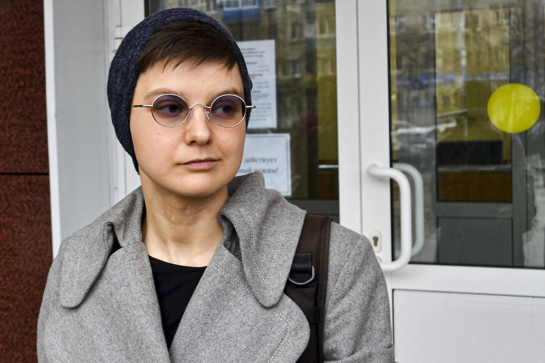 Russia LGBT Tsvetkova