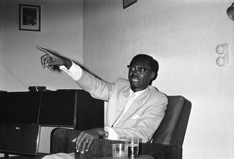RDC - Lumumba - Anicet Kashamura