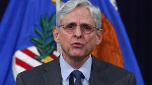 El fiscal general de Estados Unidos, Merrick Garland, en Washington el 11 de junio de 2021