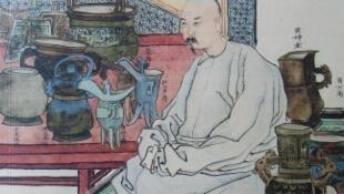 巴黎塞努奇博物馆一直到6月30日举办《1840年至1920年上海派》艺术家展