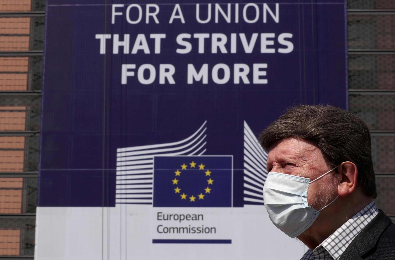 Líderes europeus pretendem alcançar um acordo histórico nesta quinta-feira (23) para mitigar o impacto econômico provocado pela Covid-19.