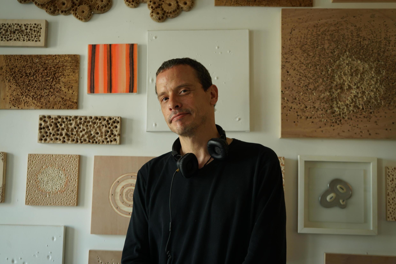 O artista francês Jérôme Duprat faz parte do coletivo 59 Rivoli.