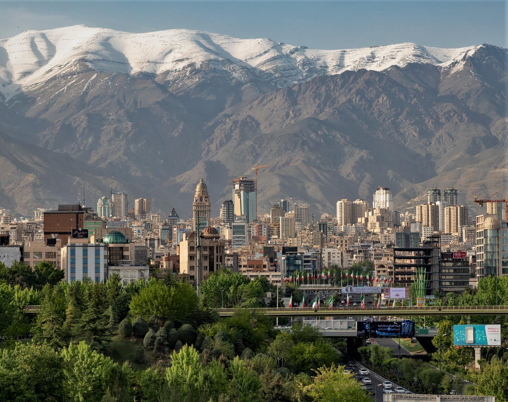 North_of_Tehran_Skyline_view