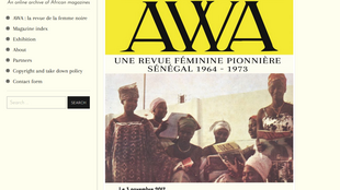 AWA magazine