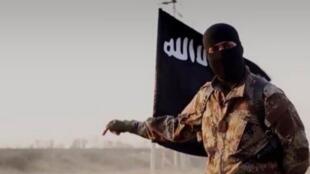 یک عضو گروه داعش