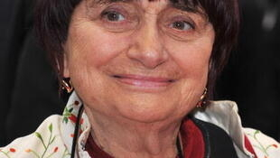La cinéaste et artiste, Agnès Varda.