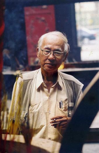 Nhà thơ kiêm soạn giả Kiên Giang (DR)