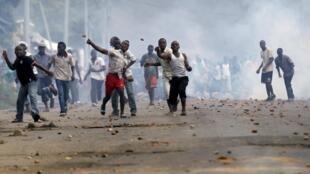 Ana ci gaba da zanga-zanga a Burundi