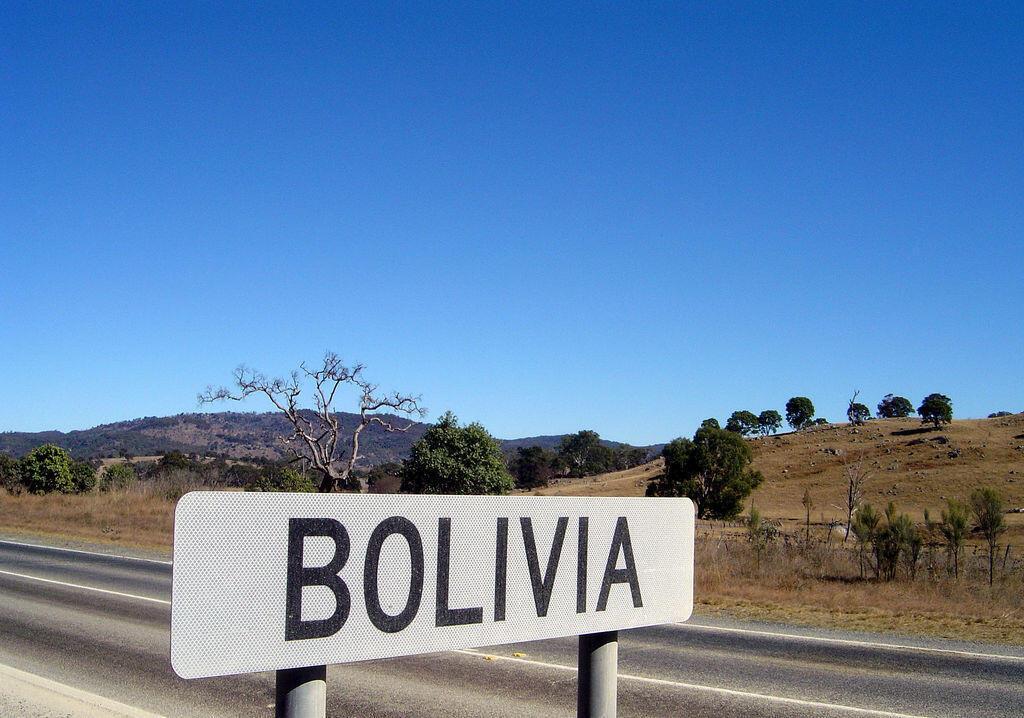 Bolivia en la frontera con Brasil