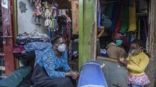 A Lilongwe, la capitale du Malawi, où huit nouveaux cas de coronavirus ont été recensés.