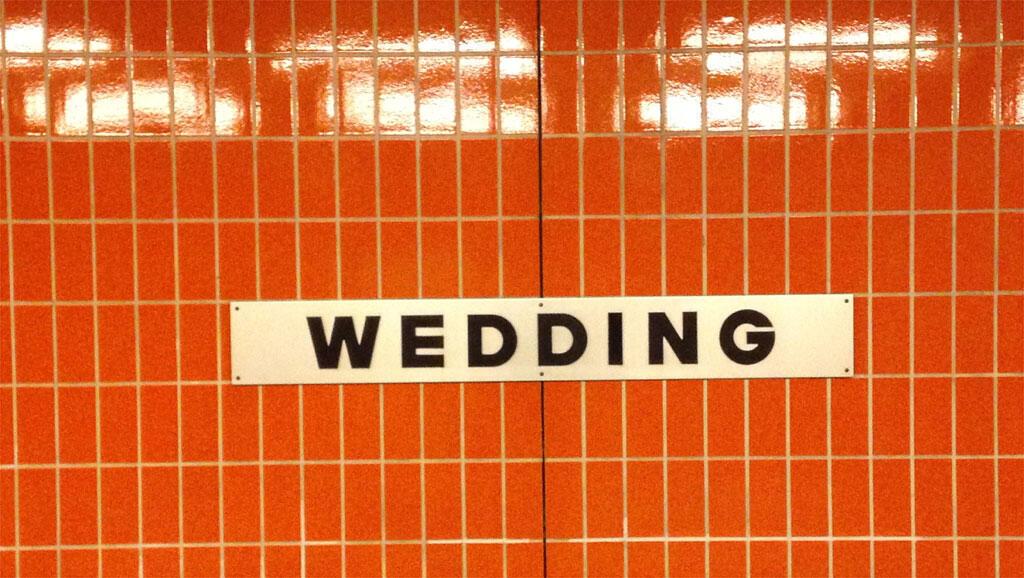 Le quartier de Wedding est un des points de ralliement (commerces, bars) des Africains de Berlin.