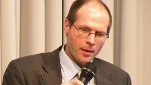 Olivier De Schutter, rapporteur spécial des Nations Unies sur le droit à l'alimentation.