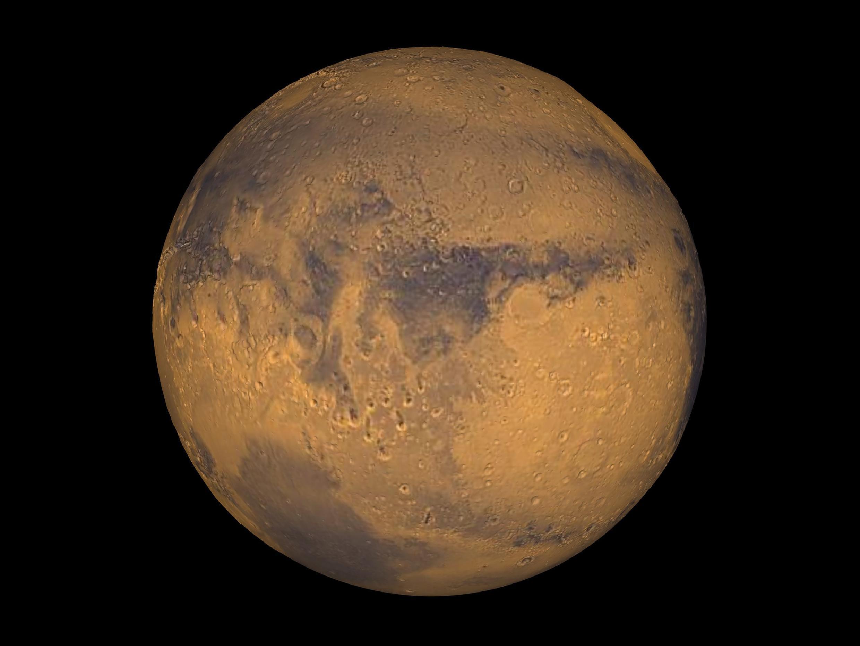 La Nasa a pour objectif d'envoyer une personne vers Mars d'ici les années 2030.