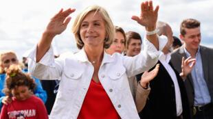 法兰西岛大区主席佩克莱斯,摄于2017年9月10日