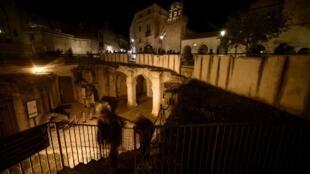 2019年歐洲文化之都-意大利洞穴古城馬泰拉