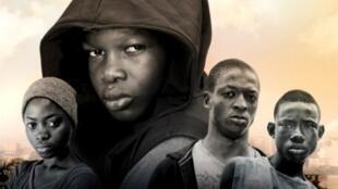 «Invisibles», une série ivoirienne d'Alex Ogou, acteur scénariste directeur de production et réalisateur franco-ivoirien dès le 29 octobre sur Canal Plus.