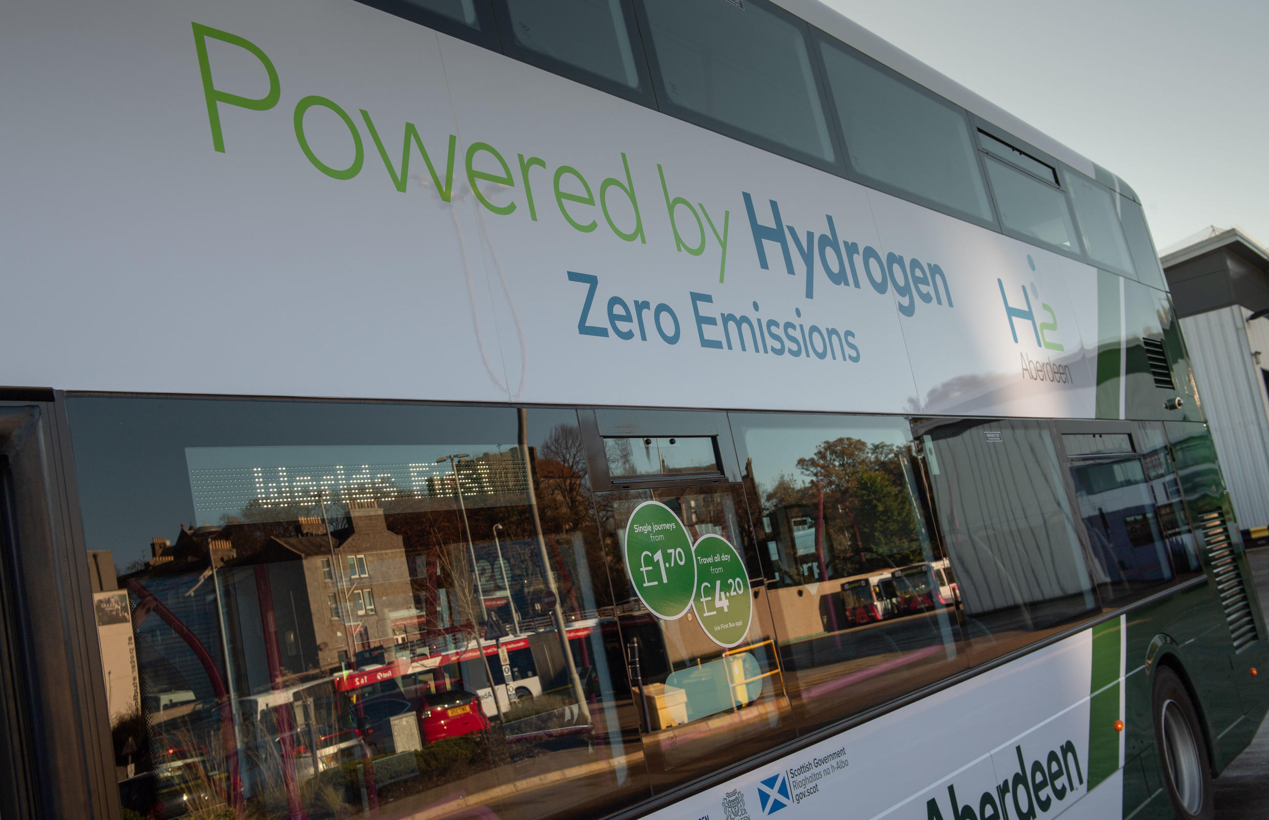 Hydrogen has many uses - including transport - but attention is turning to producing it in a greener way