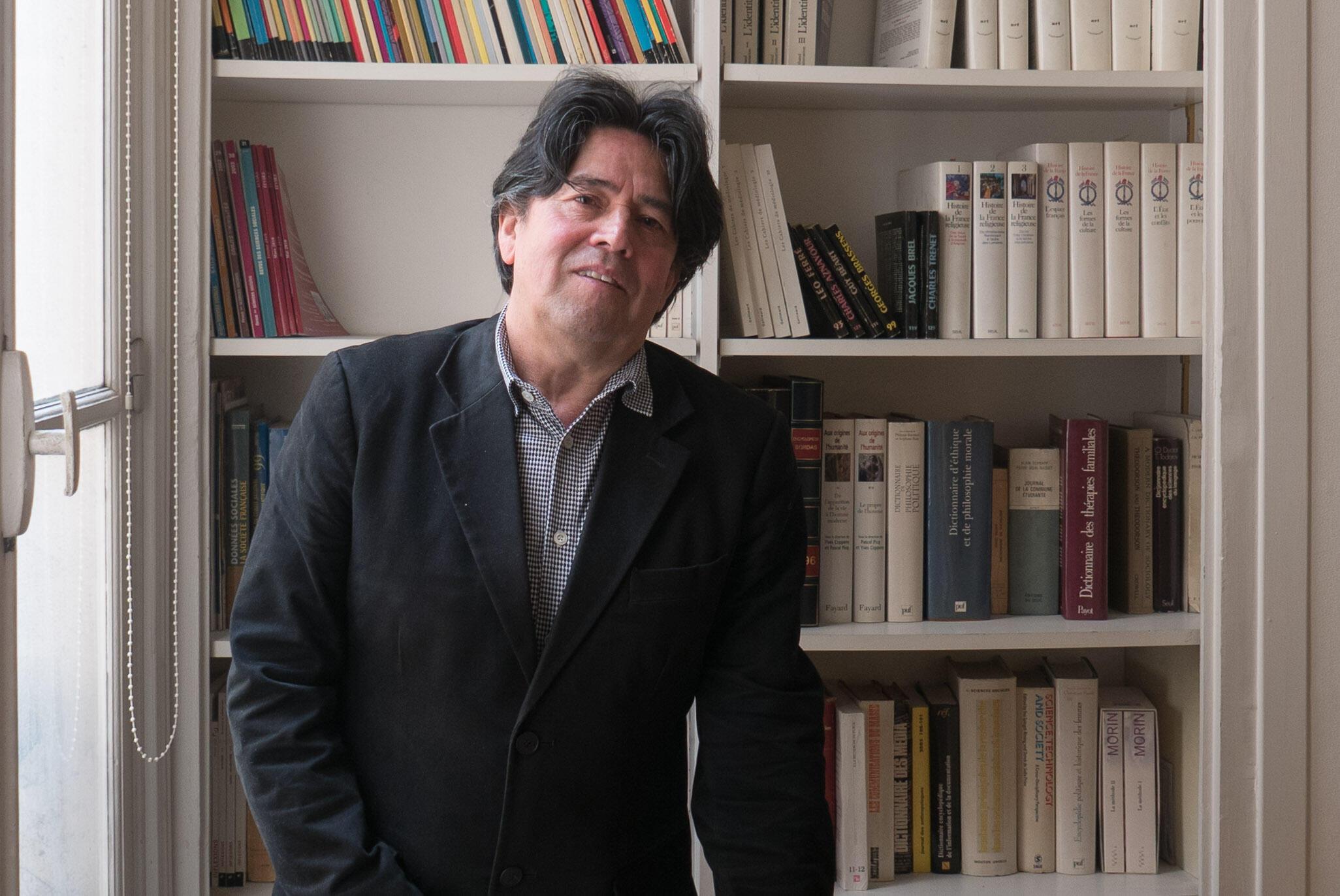 Alfredo Peña Vega, el autor de 'Chernóbil, catástrofe ecológica y tragedia humana: relato y memoria'.