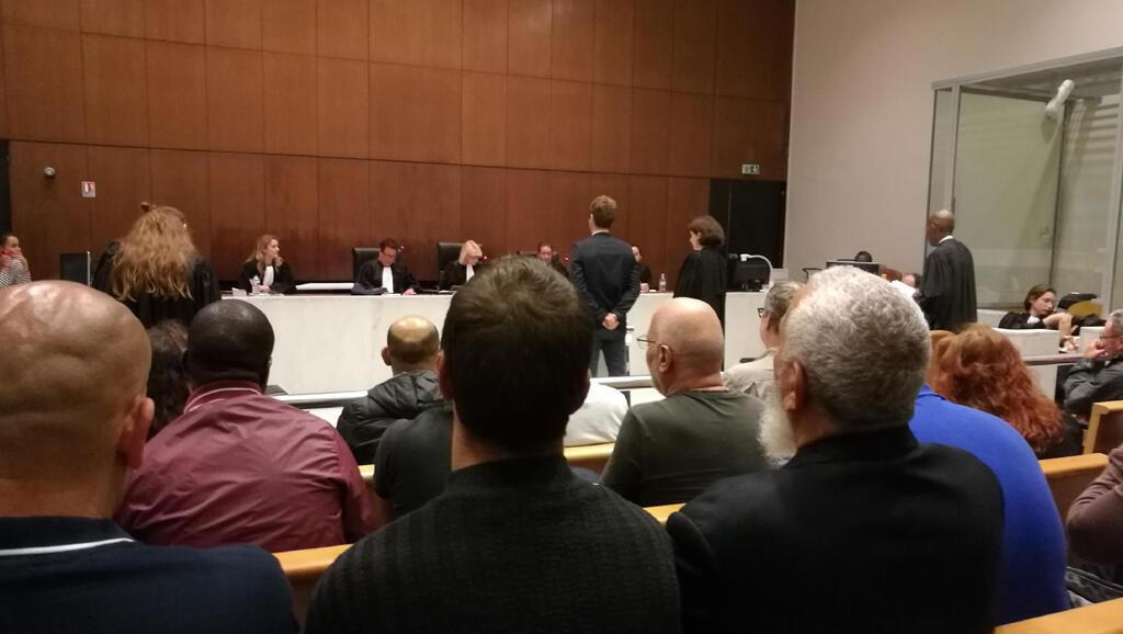 Tribunal de grande instance de Nanterre, c'est ici qu'a été prononcée la relaxe de Tristan Waleckx, cette semaine.