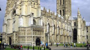 L'Eglise d'Angleterre, à l'origine de la publicité du «Notre Père» a critiqué la décision de l'interdire dans plusieurs cinémas du Royaume-Uni. (Sur la photo: La cathédrale de Canterbury).
