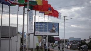 Taron kasashe masu amfani da harshen faransanci karo na 16 a Madagascar