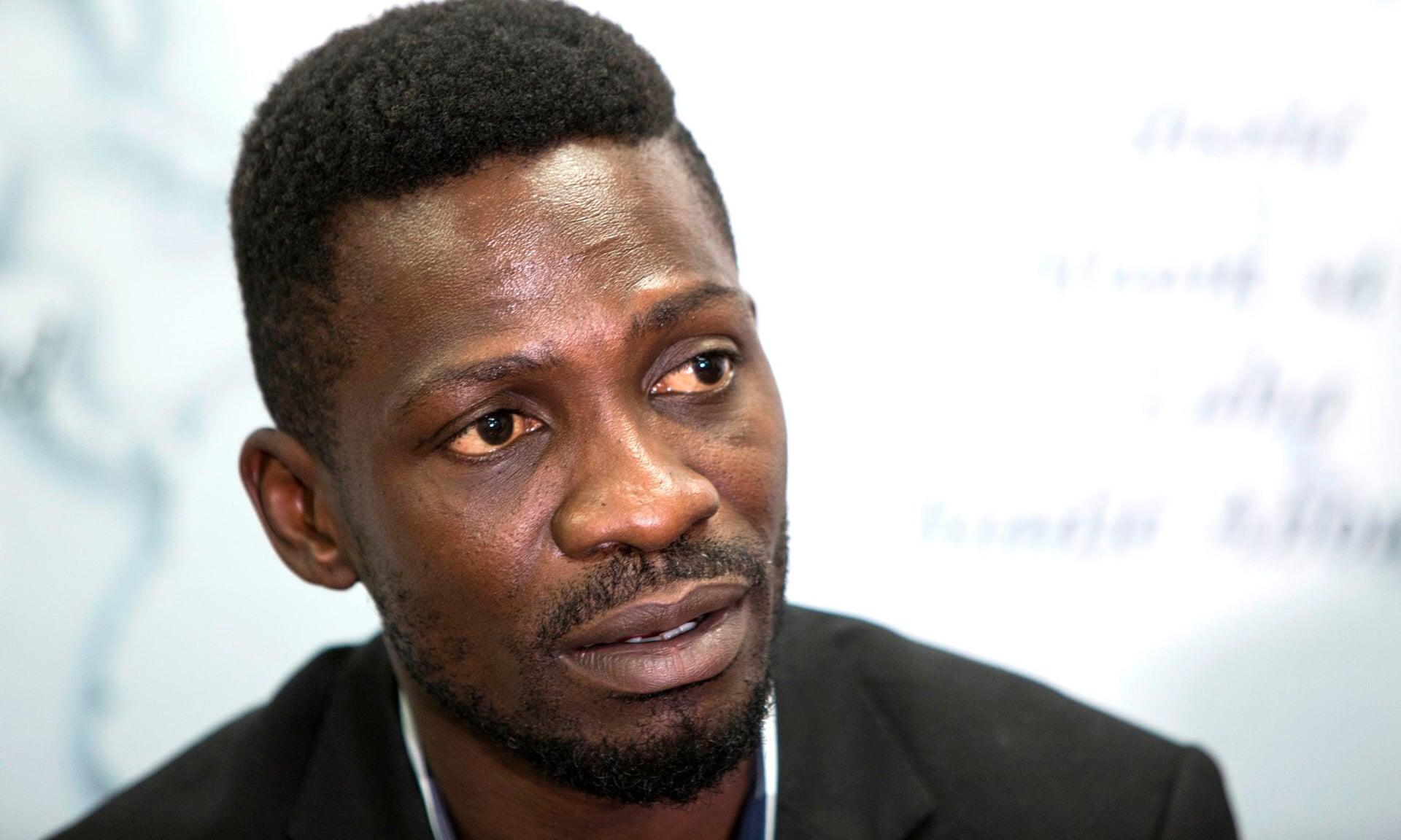 2020-11-19 uganda politics bobi wine robert kyagulanyi