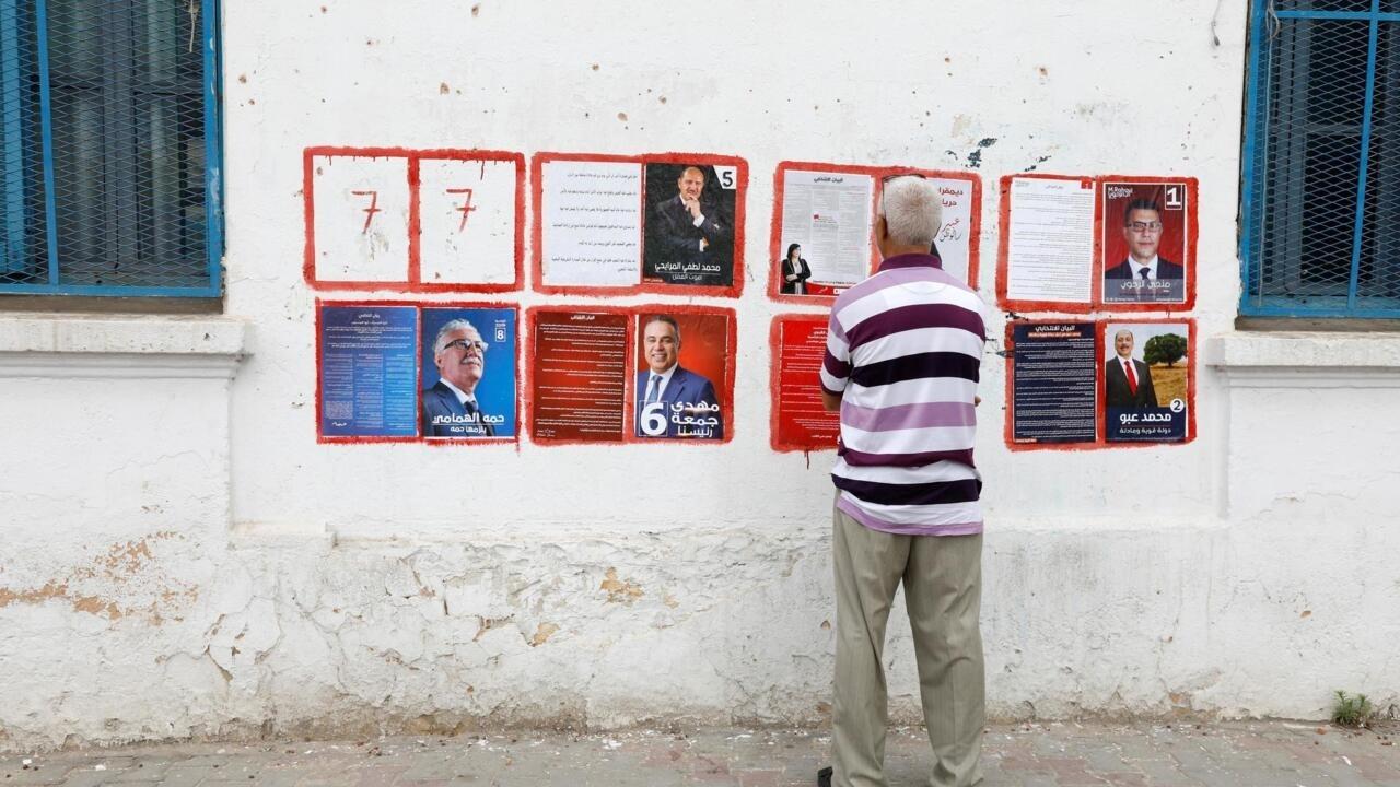 Présidentielle en Tunisie: malgré les débats, les candidats peinent à convaincre