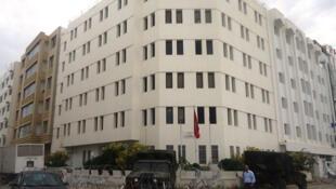 Le Tribunal administratif de Tunis.