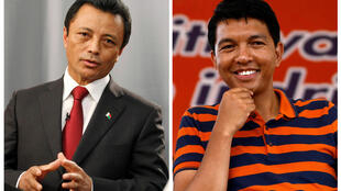 Marc Ravalomanana (à g.) et Andry Rajoelina (à g.) se disent tous les deux prêts pour le second tour de l'élection présidentielle.
