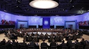 華盛頓核安全峰會