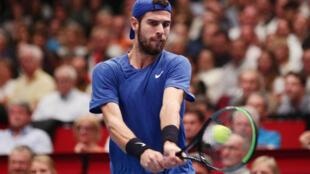 Карен Хачанов на ATP 500 в Вене