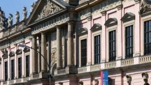 Une vue du musée national de l'histoire de la République fédérale allemande.