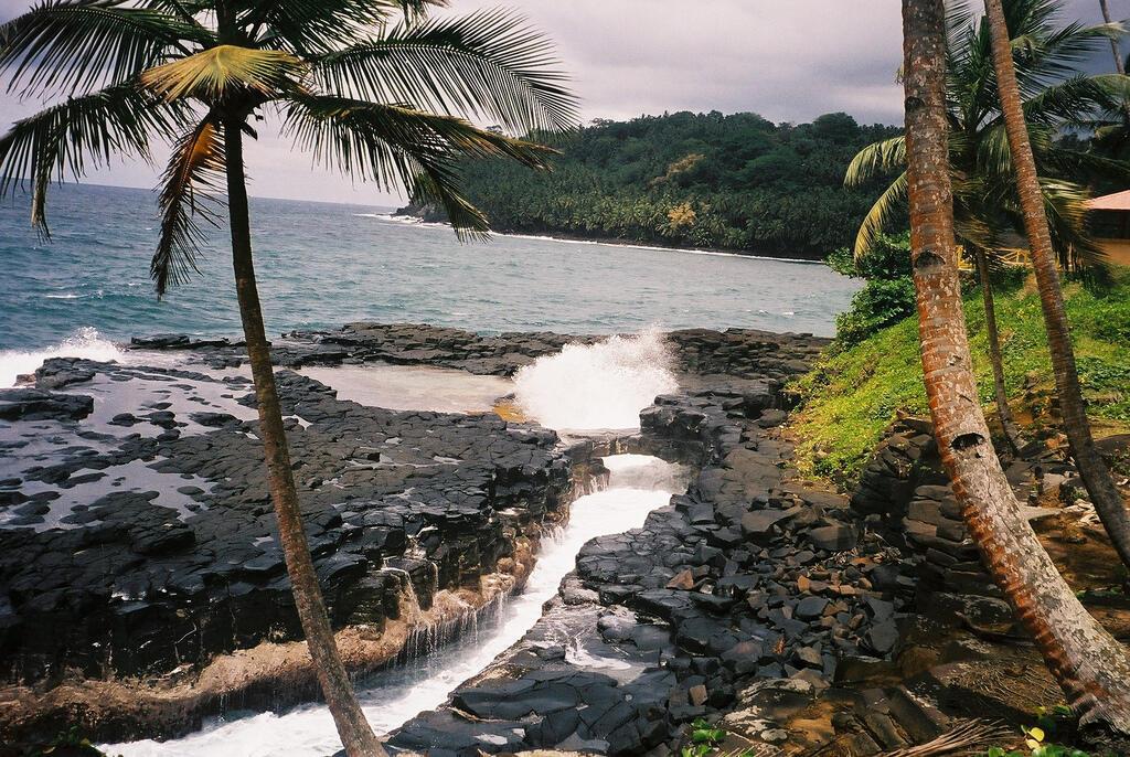 Praia de São Tomé