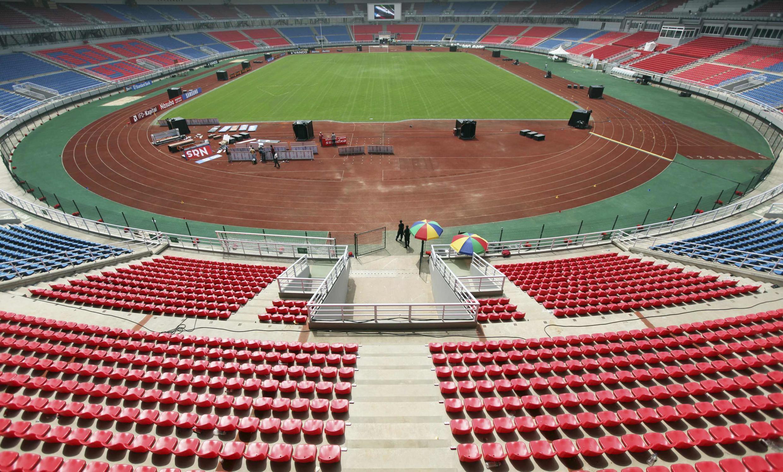 Le stade de Bata, construit à l'occasion de la CAN masculine 2012, retrouve huit mois plus tard une compétition continentale.