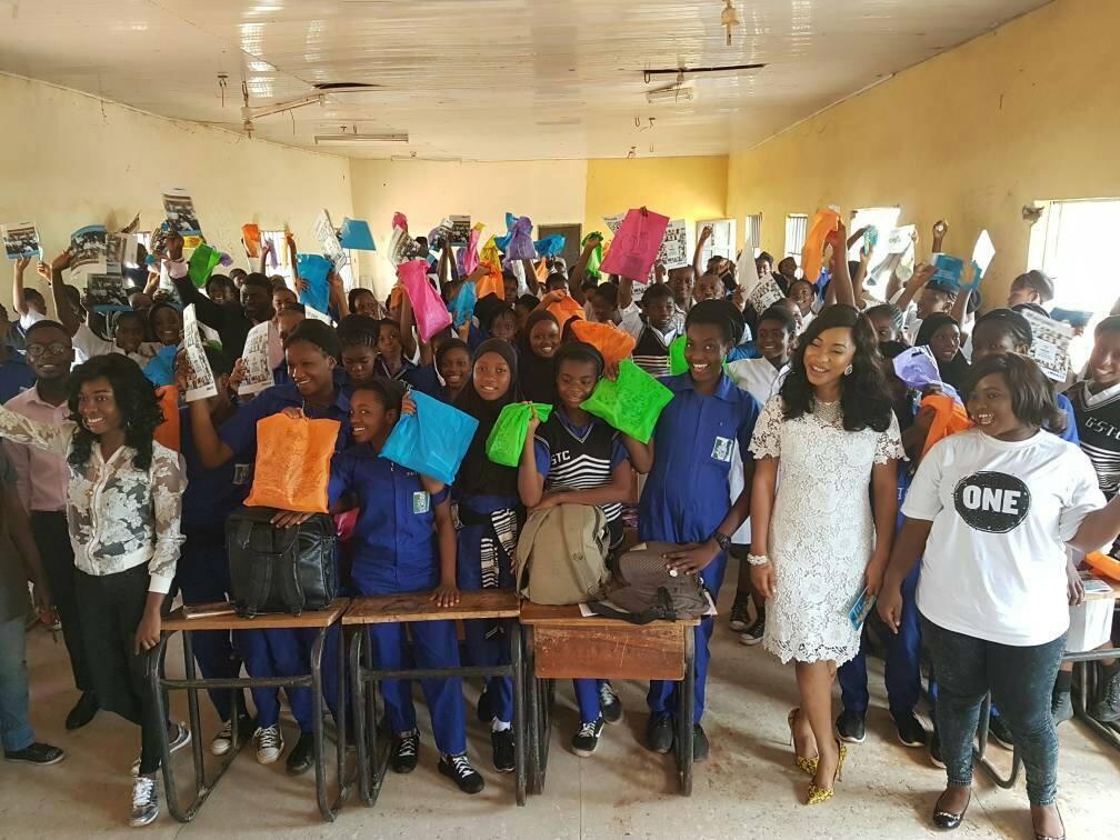 Ijeoma Oforka a lancé un projet, «the clean project», pour que les règles ne soient plus tabou.
