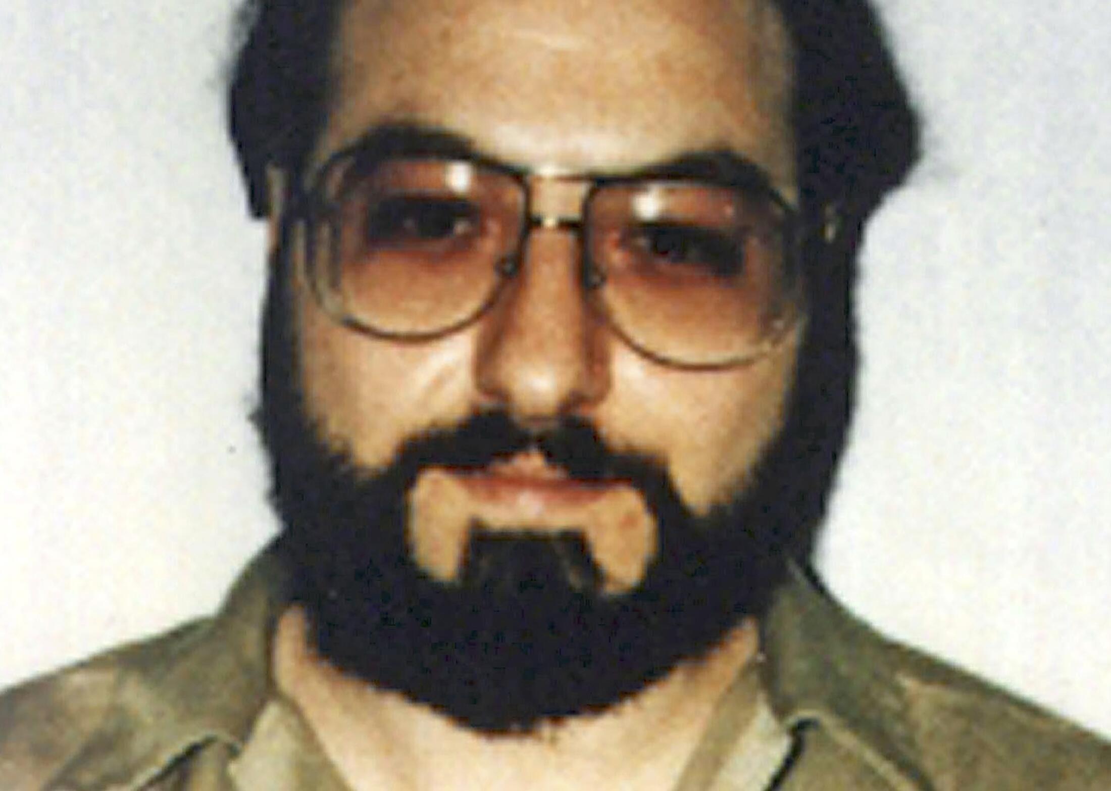 O espião Jonathan Pollard, fotografado em 1991.