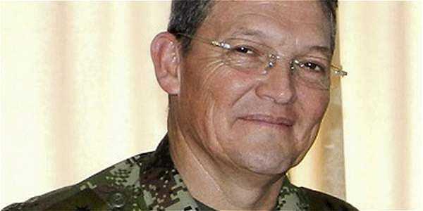 Le général Ruben Alzate a été libéré dimanche 30 novembre avec deux autres de ses accompagnateurs.