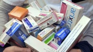 La France connaît une pénurie de médicament.