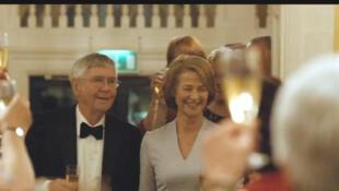 <i>45 ans, </i>le film du réalisateur britannique Andrew Haig, avec Tom Courtenay et Charlotte Rampling.