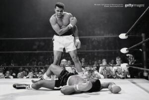 American Professional Boxer Muhammad Ali