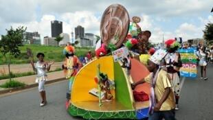 Carnaval à Jozi