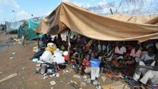 Al menos 73.000 personas han sido desplazadas por los enfretamientos en Kordofán del Sur.