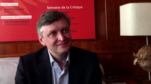 Сергей Лозница в Каннах