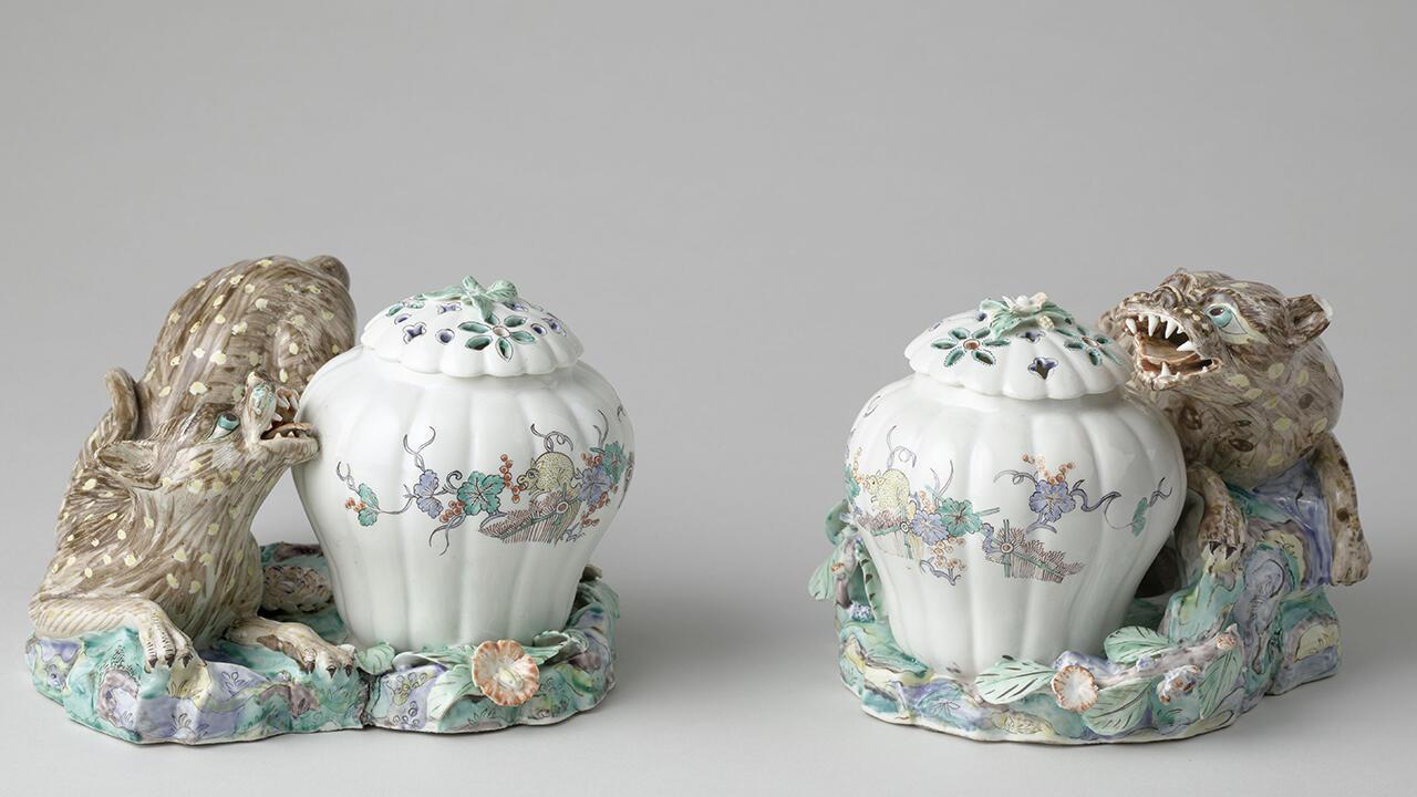 Chantilly porcelaine 5