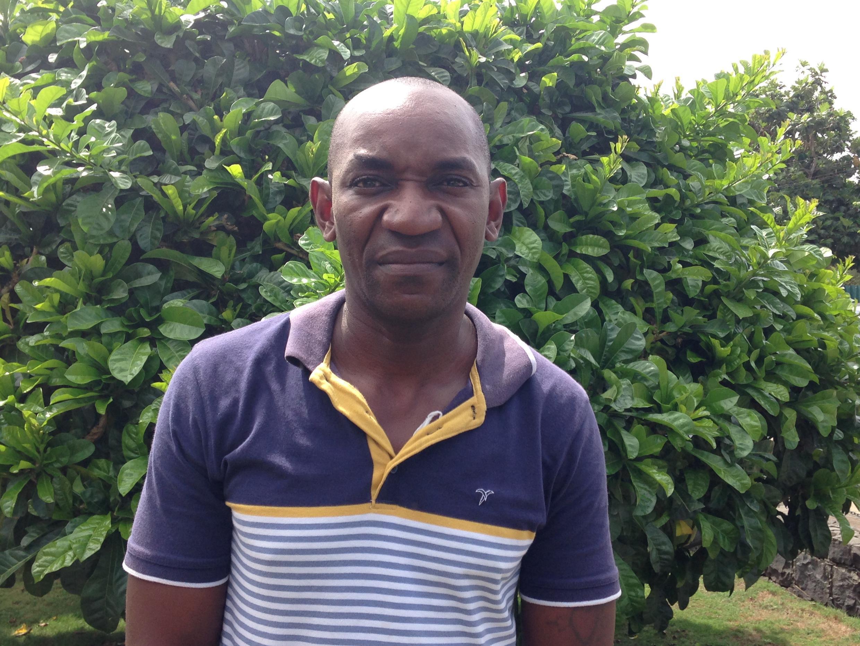 Olivio Diogo, analista são-tomense