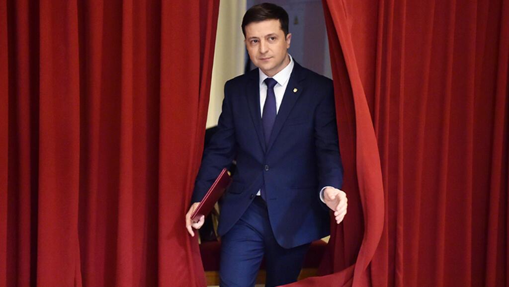 Согласно результатам соцопросов вДонецкой области, 27% граждан поддерживают Владимира Зеленского
