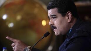 O presidente da Venezuela, Nicolás Maduro, condenou as novas sanções impostas pelos Estados Unidos à Venezuela.