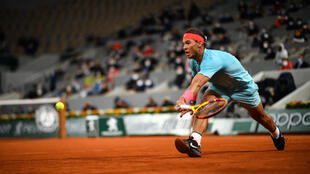 Rafael Nadal won the French Open title for a 13th time in 2020.
